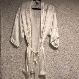 Victoria's Secret Bride Robe